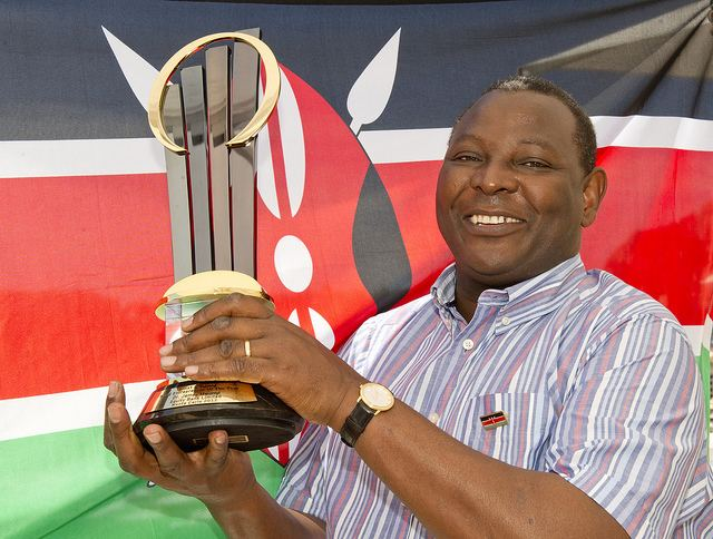 James Mwangi James Mwangi Equity Bank CEO named Forbes Africa Person