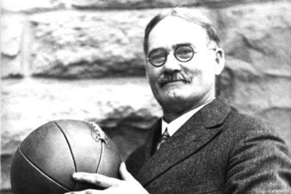 James Naismith James Naismith Biography Inventions and Facts