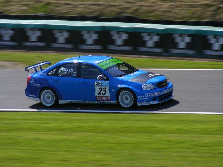 James Nash (racing driver) James Nash racing driver