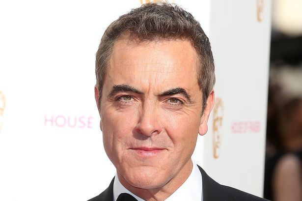 James Nesbitt Coleraines James Nesbitt hits the TV Bafta red carpet as he waits