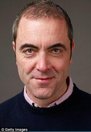 James Nesbitt James Nesbitt shows off yet another hairstyle in Cold Feet revival