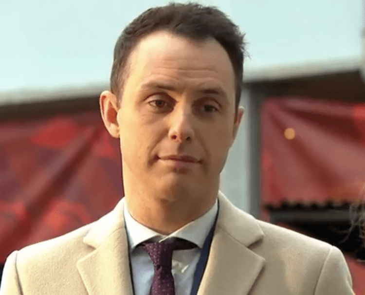 James Nightingale (cricketer) Hollyoaks spoilers James Nightingale is rocked by another nasty