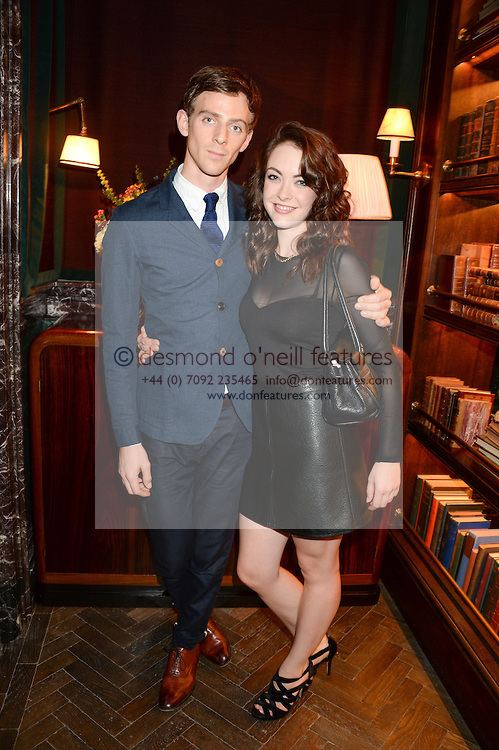 James Northcote (actor) Rosewood London Launch 252 High Holborn London UK