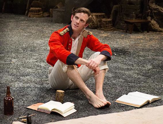 James Northcote (actor) James Northcote The Real Chrisparkle