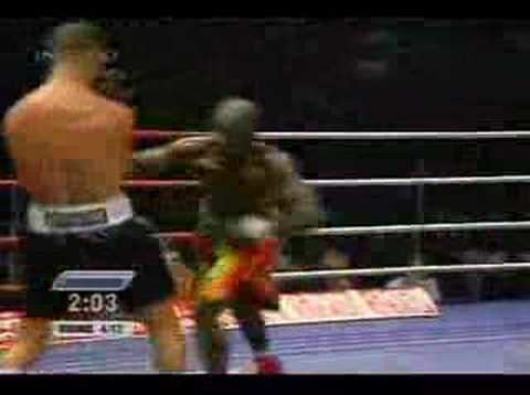 James Obede Toney LUCIAN BUTE vs JAMES OBEDE TONEY round 4 Sept 15th2006 YouTube