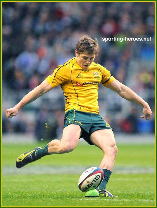 James O'Connor (rugby union) James O39CONNOR International rugby union caps Australia