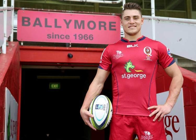 James O'Connor (rugby union) Super Rugby Queensland Reds recruit James O39Connor knows he39s on