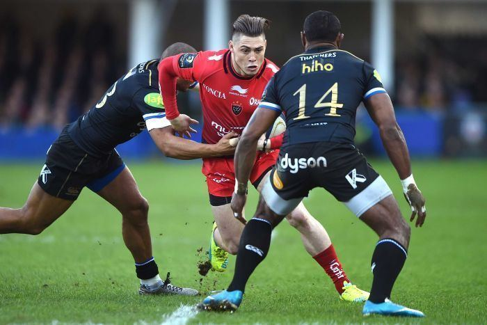 James O'Connor (rugby union) Former Wallabies back James O39Connor denies French media reports he