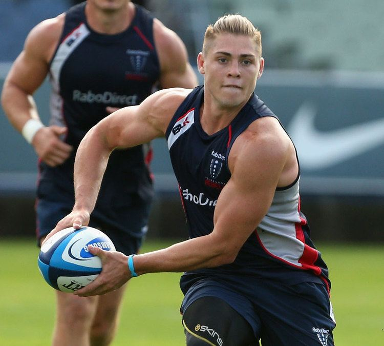 James O'Connor (rugby union) Melbourne Rebels39 James O39Connor gears up for the new Super Rugby