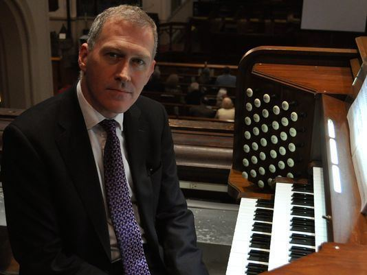 James O'Donnell (organist) Westminster Abbey organist 39thrills39 crowd at St James