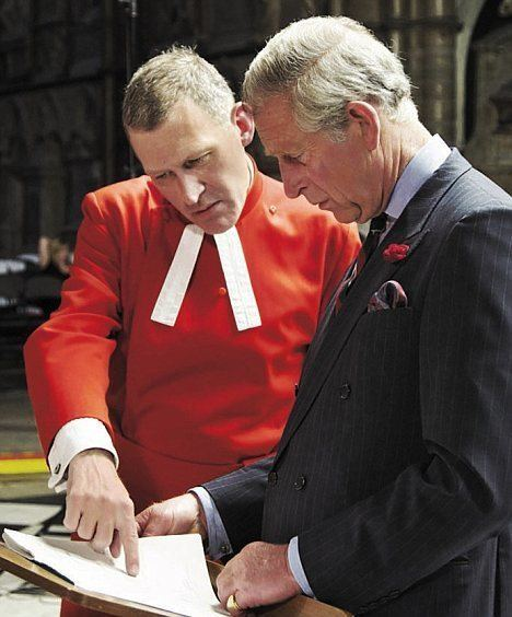 James O'Donnell (organist) A stirring hymn resounded as William and Kate signed the register