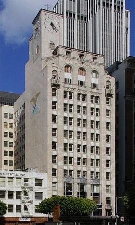 James Oviatt Building James Oviatt Building 19271928 Los Angeles California