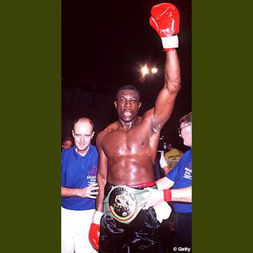 James Oyebola ExNigerian boxing champ killed in UK Nigeria Africa