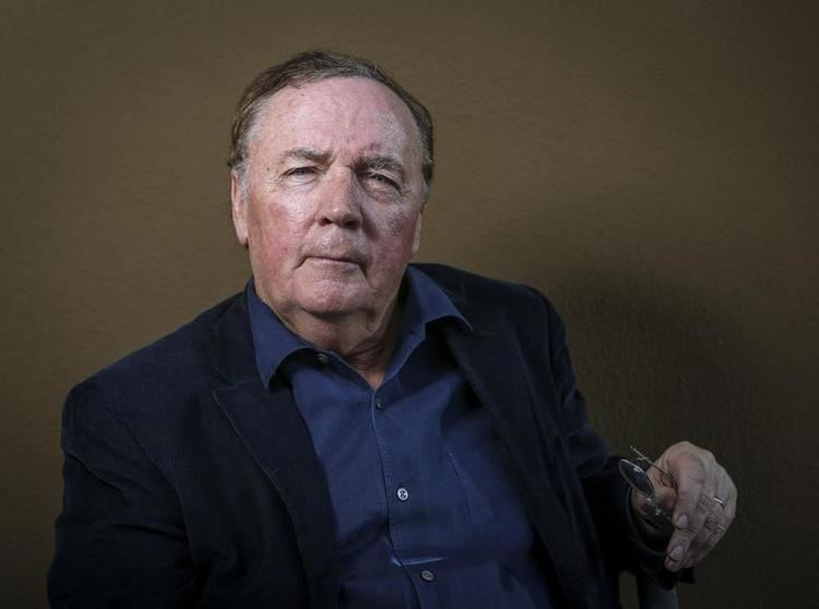 James Patterson James Patterson keeps cranking out his novels and ignoring his