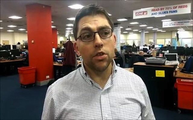 James Pearce (journalist) Liverpool Echo journalist James Pearce gives Aidy Ward Q A
