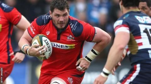 James Phillips (rugby union) James Phillips Bath sign Bristol forward on oneyear deal BBC Sport