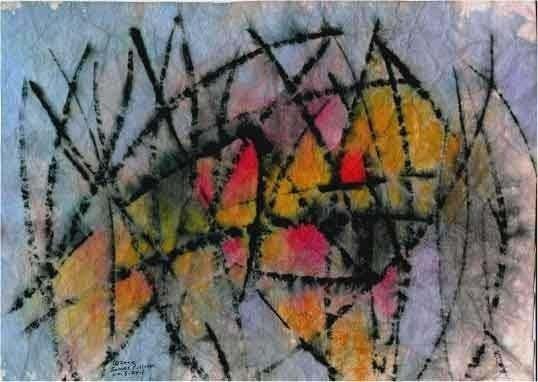 James Pollock (artist) piemidconetjpollockstckhlmjpg