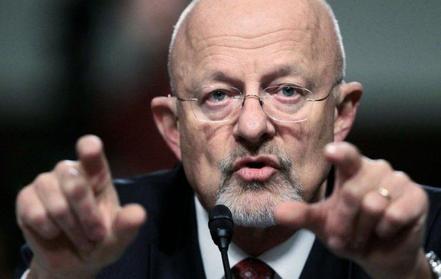 James R. Clapper National Intelligence chief slams PRISM reports for