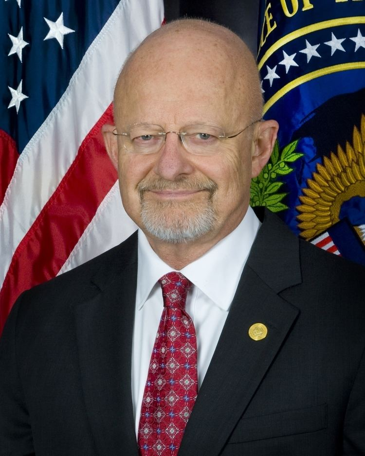 James R. Clapper httpsuploadwikimediaorgwikipediacommonsaa