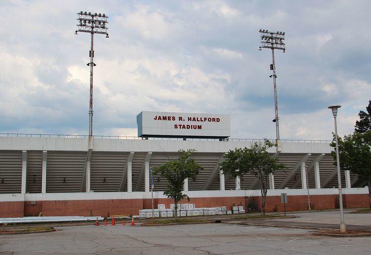 James R. Hallford Stadium