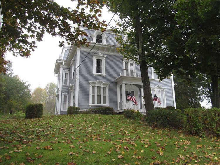 James R. Talbot House
