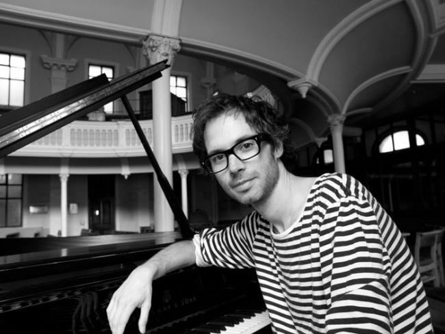 James Rhodes (pianist) James Rhodes St George39s Hall Bristol live review