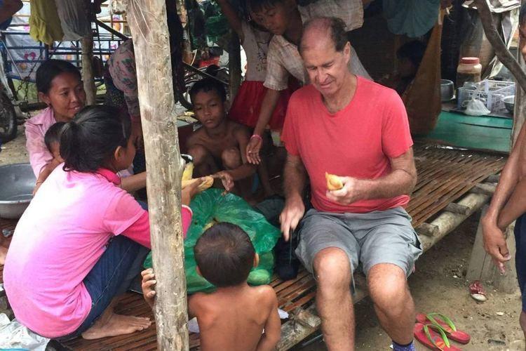 James Ricketson Australian filmmaker James Ricketson befriended the poor and