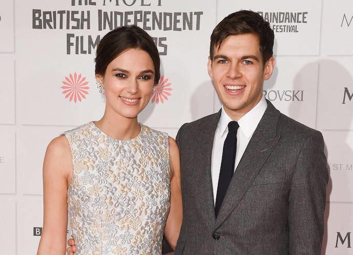 James Righton Keira Knightley Baby Actress And Husband James Righton