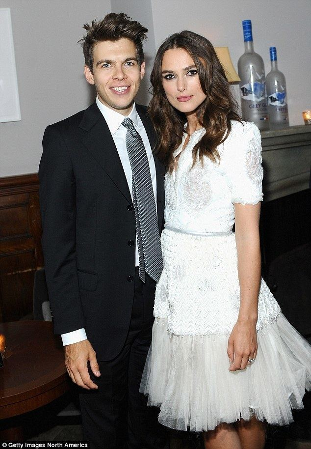 James Righton Keira Knightley39s husband James Righton 39earned 5k in a