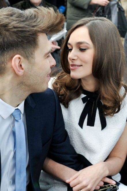 James Righton Keira Knightley And James Righton Share Major PDA At The
