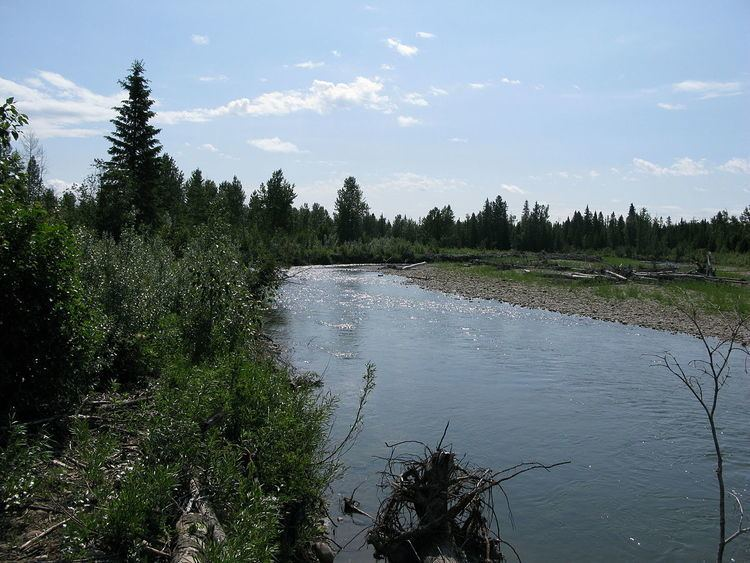 James River (Alberta) httpsuploadwikimediaorgwikipediacommonsthu
