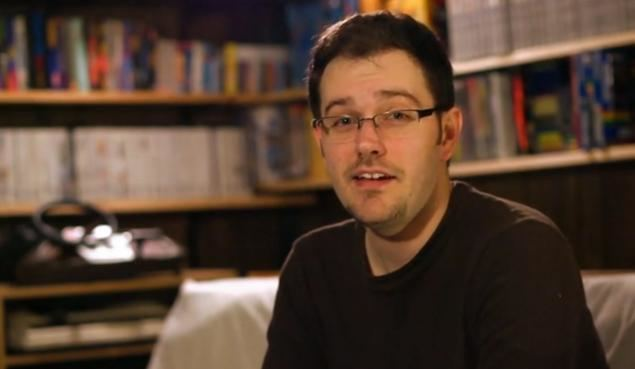 James Rolfe (filmmaker) YouTube star James Rolfe goes long with 39Angry Video Game