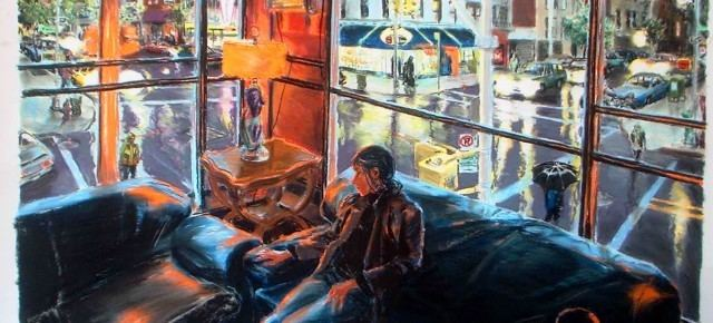 James Romberger James Romberger Artist and Writer