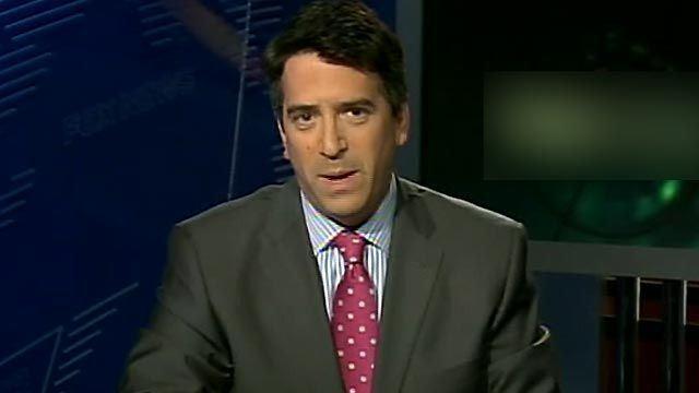 James Rosen (journalist) They all stand with Fox News39 James Rosen Fox News