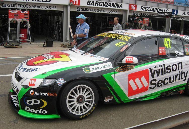 James Rosenberg Racing