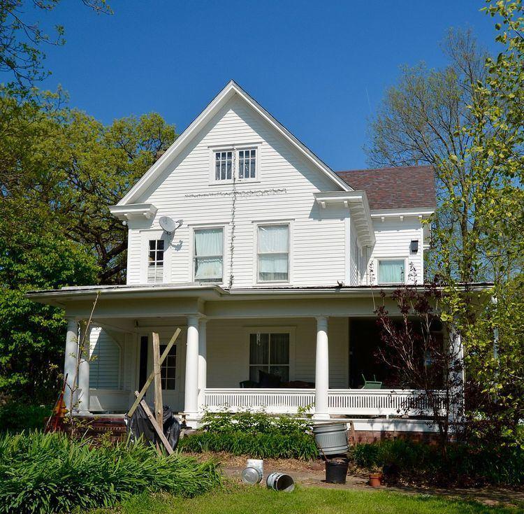 James Sansom Carpenter House
