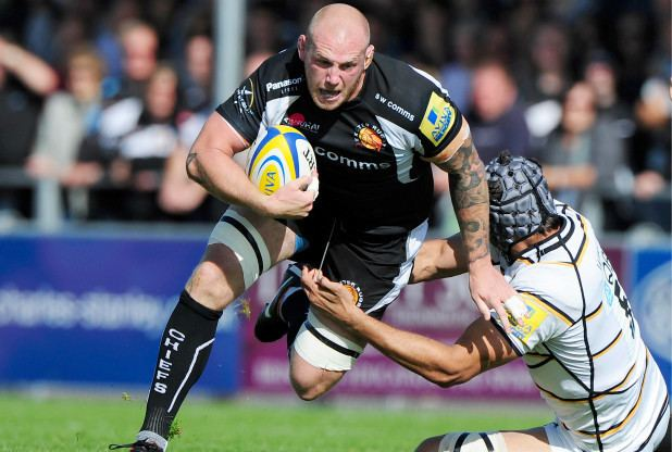 James Scaysbrook Exeter Chiefs forward James Scaysbrook wants to take