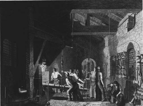 James Sharples (blacksmith)