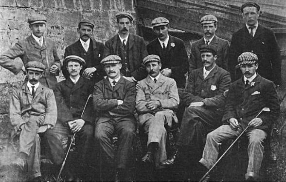James Sherlock (golfer)