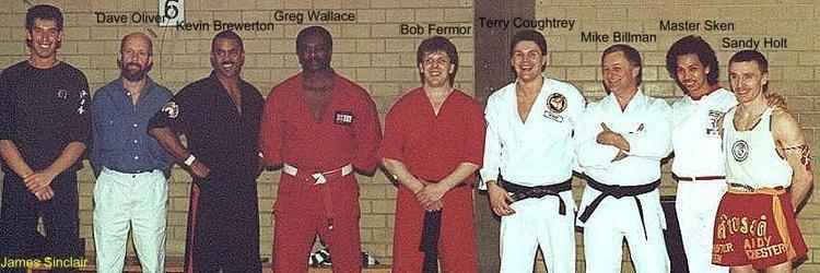 James Sinclair (martial artist) Master James Sinclair UK Wing Chun Kung Fu Assoc UK Wing Chun