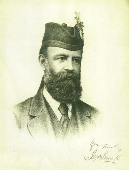 James Small (Scottish laird)