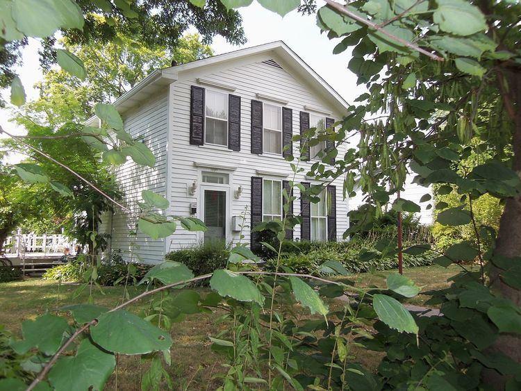 James Smith House (Davenport, Iowa)