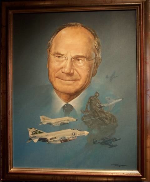 James Smith McDonnell McDonnell San Diego Air Space Museum LetsGoSeeItcom