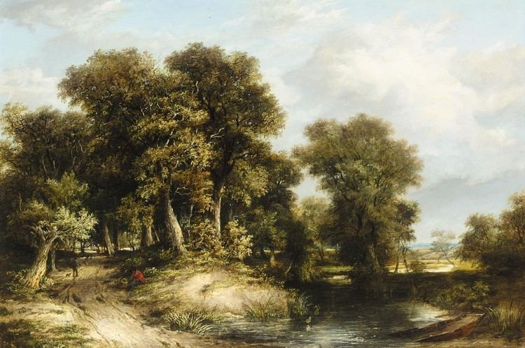 James Stark (painter) James Stark Works on Sale at Auction Biography