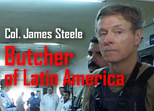 James Steele (US Colonel) Reagan39s 39Death Squad39 Tactics in Iraq Traces of Reality