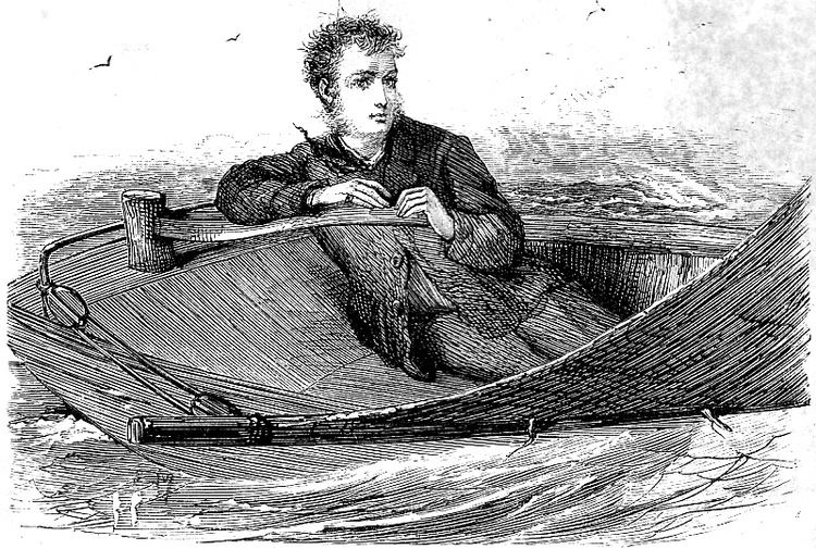 James Steerforth Steerforthquot by Sol Eytinge Jr illustration for quotDavid Copperfieldquot