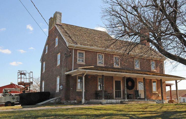 James Stewart Jr. House
