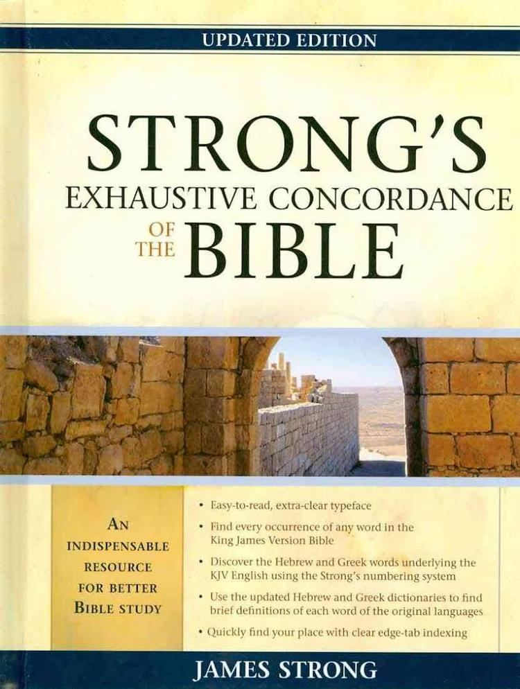 James Strong (theologian) t3gstaticcomimagesqtbnANd9GcRChdGNO5Ytpy9FH