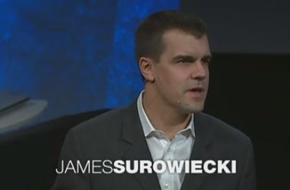 James Surowiecki Surowiecki discusses failures of selfregulation Talking