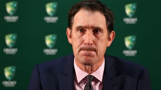 James Sutherland (footballer) Time for Cricket Australias James Sutherland to pull up stumps